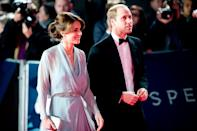 <p>In 2015 Kate Middleton and Prince William dazzled at the premiere of <em>Spectre </em>in London. </p>
