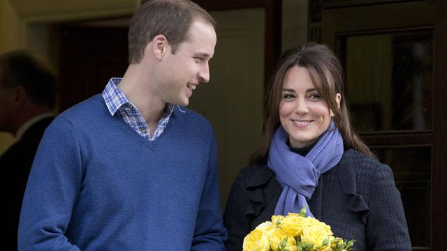 Pregnant Kate Leaves Hospital Bound for 'Period of Rest'