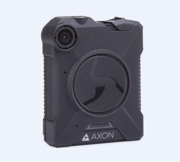 The Axon Body 2 action cam.