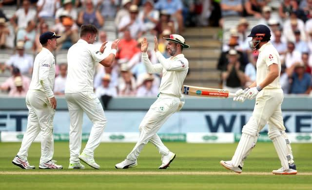 Last summer's Test between England and Ireland at Lord's was a four-day contest (Bradley Collyer/PA)