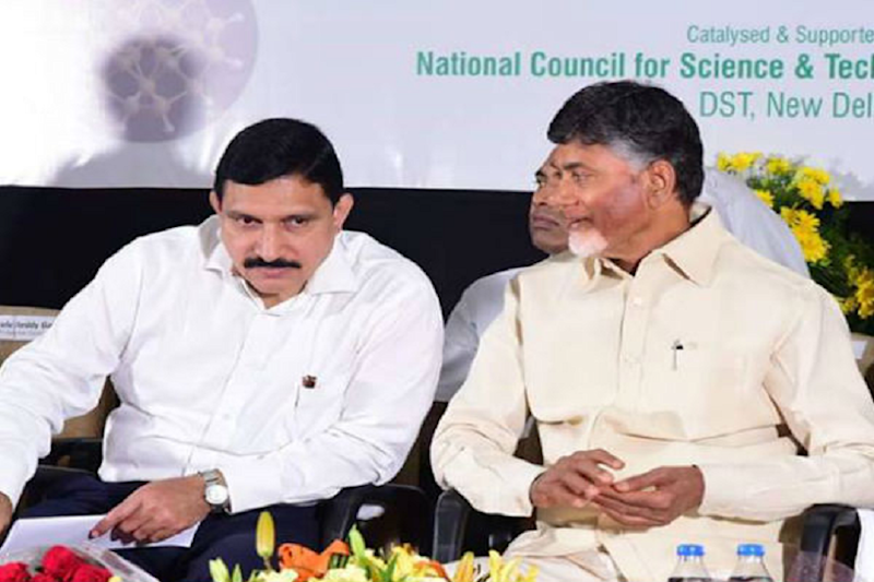 Relief for Chandrababu Naidu's Aide YS Chowdary as Delhi HC Asks ED Not to Take Any Coercive Step