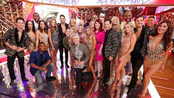 PHOTO: The 2019 cast of 'Dancing with the Stars' was revealed live on 'Good Morning America' Wednesday, August 21, 2019 on ABC.<p>(Lou Rocco/Walt Disney Television)