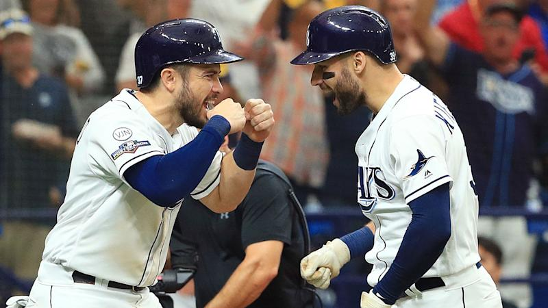 Rays stay alive against Astros in ALDS