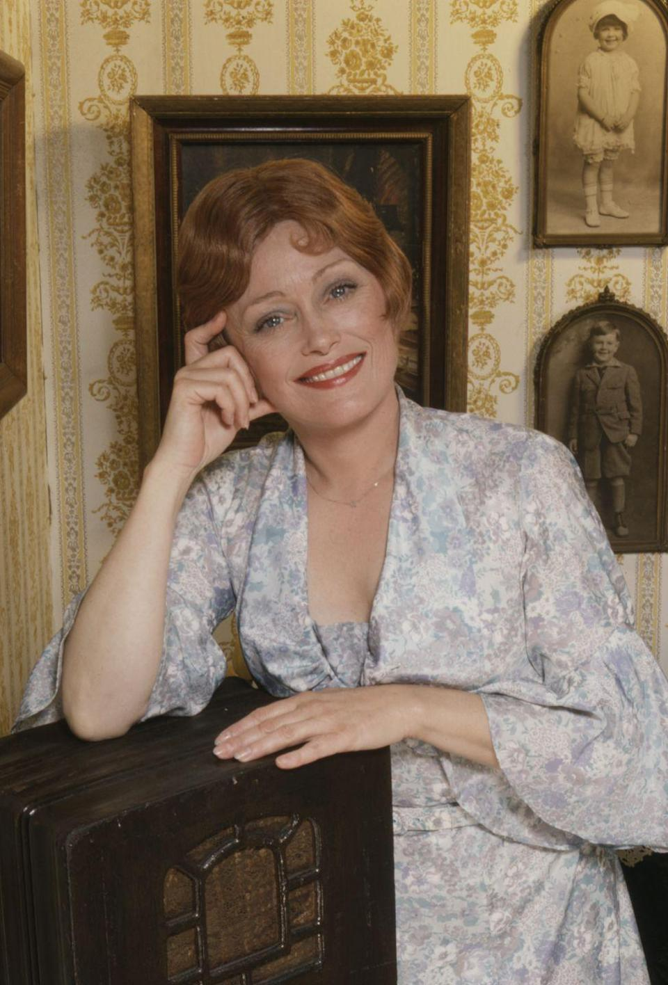 <p>Almost unrecognizable in this wig, McClanahan starred on the short lived series <em>Apple Pie</em> on ABC which only aired two episodes before getting canceled. </p>