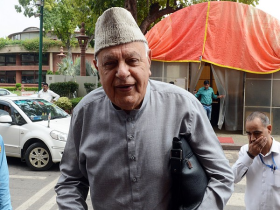 Farooq Abdullah's detention extended by three months