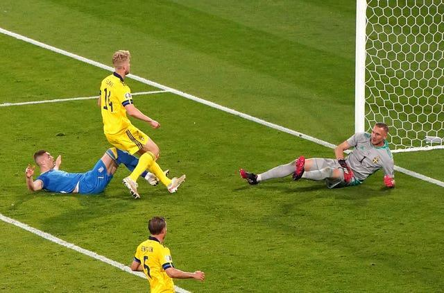 Artem Dovbyk was the match-winner in stoppage time of extra-time