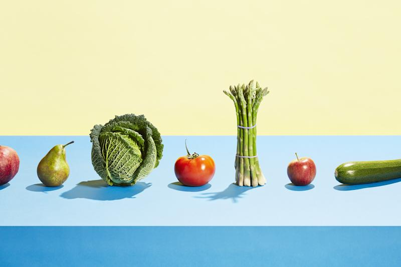 How Gross Is It to Not Wash Produce Before You Eat It?