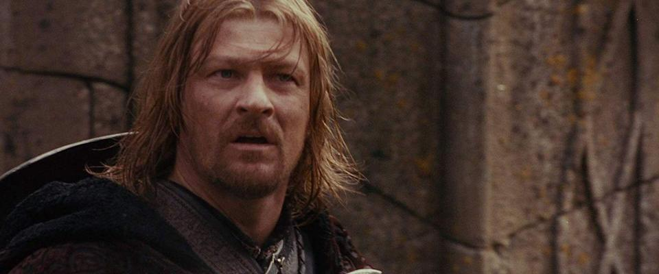 <p>One does not simply walk into Mordor clean shaven. Or with short hair. </p>