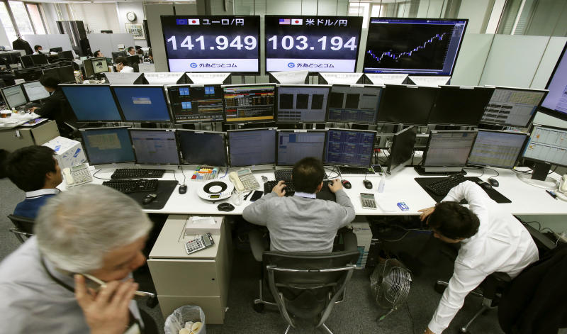 Asia stocks down on prospect of Fed stimulus cut