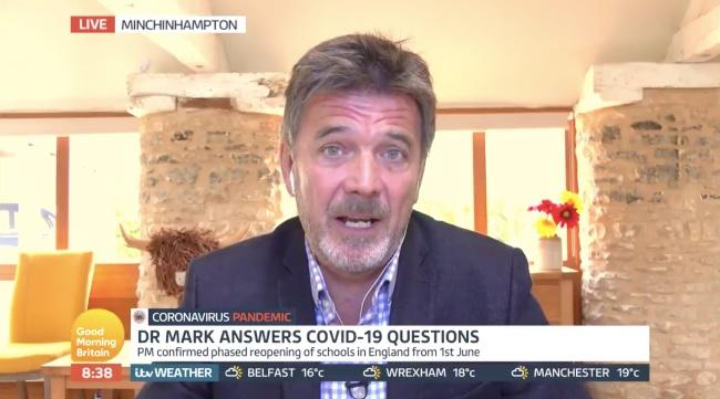 GMB reveals Dr Hilary's replacement - and he's already a hit with viewers