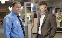<p>The Canadian actor is better known for playing loveable, slightly overweight slackers, but for his big superhero movie he dropped 30lbs with help from a personal trainer and something called the '5 Factor Diet'.</p>