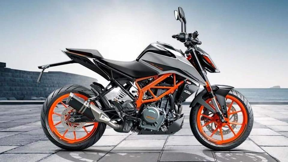 KTM 125, 200, 250 and 390 Duke motorbikes become costlier