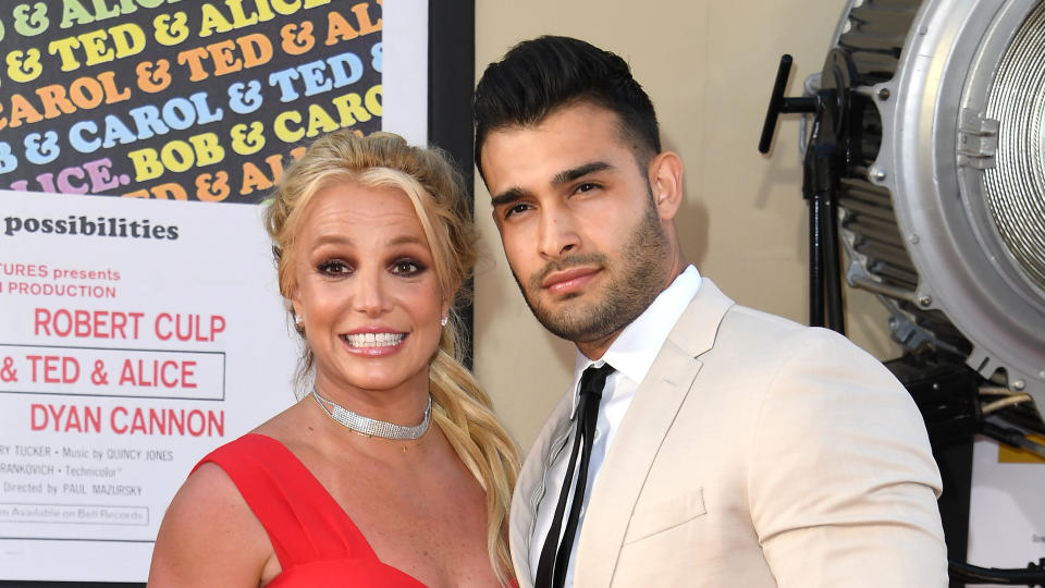 Sam Asghari said recent documentaries about Britney Spears haven't got everything right. (Photo: Steve Granitz/WireImage)