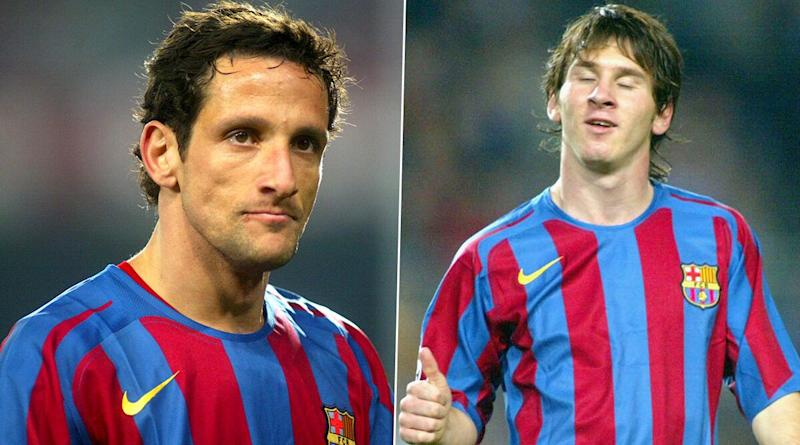 Ex-Barcelona Player Juliano Belletti Recalls When 16-Year-Old Lionel Messi Embarrassed Him in Training