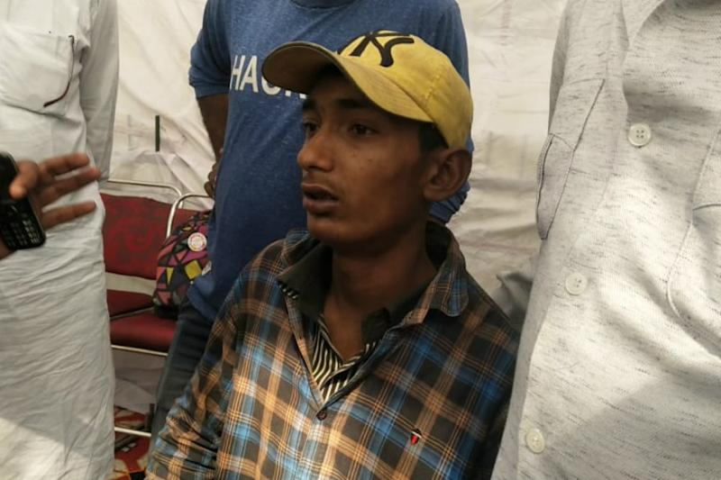 As Cops Say Delhi is Peaceful, Hungry Scrap-dealer Who Left for Work Fatally Assaulted in Shiv Vihar