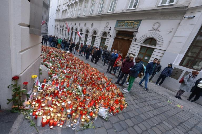 Four people were killed in an attack by a convicted Islamic State supporter in Vienna on November 2