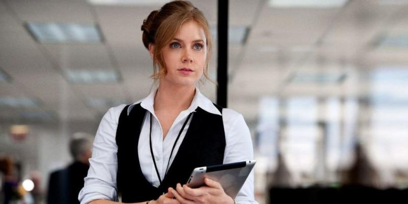 Amy Adams Confirms Man Of Steel 2 Is In The Works