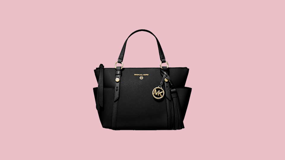 Snag this versatile leather tote for under $200 during the Michael Kors fall sale.