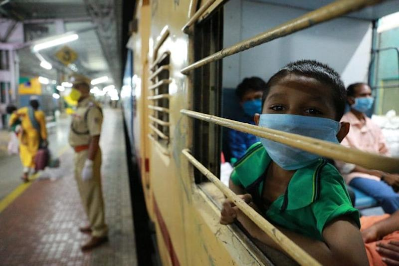 Surge in East-bound Migrant Special Trains Leading to Network Congestion, Diversions: Railways