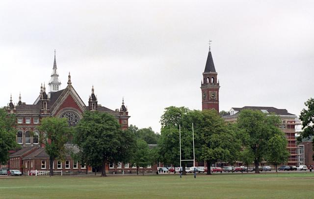 Dulwich College, in South London, (pictured) reportedly turned down £400,000 in scholarship money. (Getty)