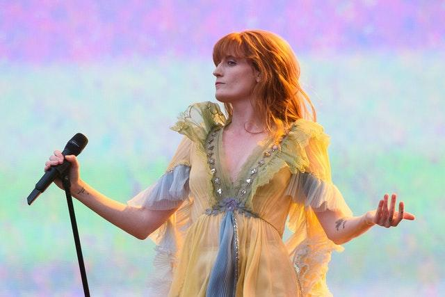Florence Welch will be performing