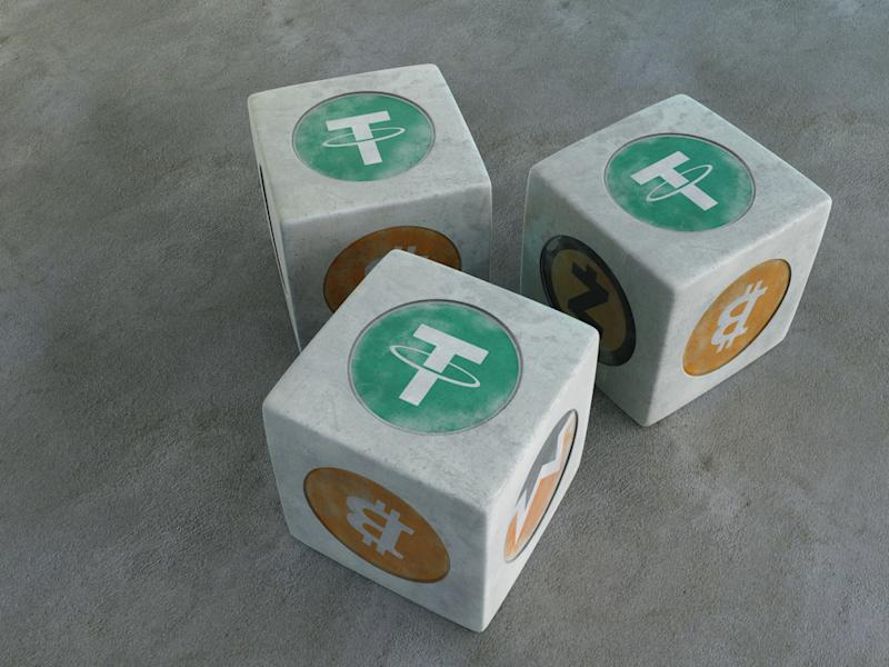 Tether bitcoin price