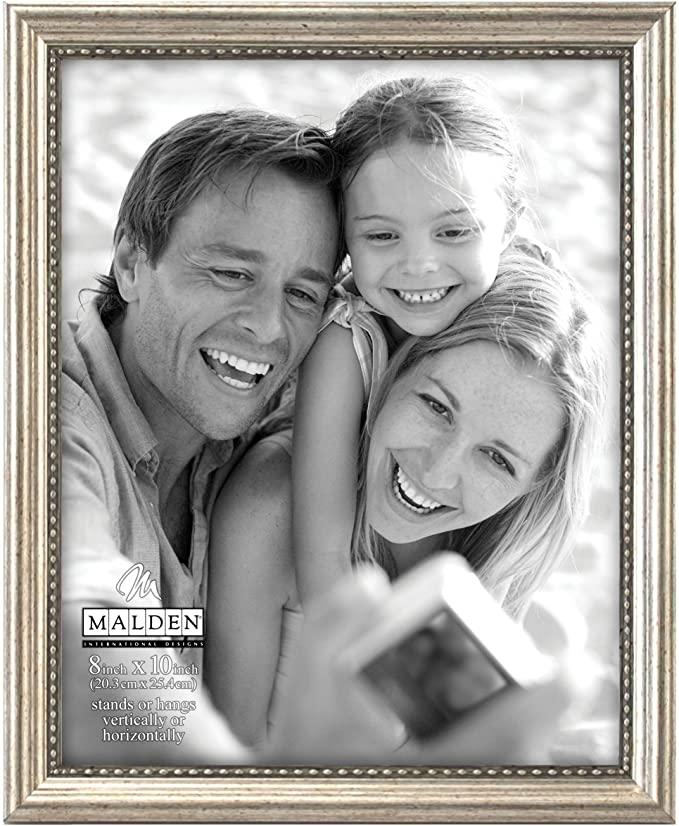 Malden International Designs Classic Wood Picture Frame. Image via Amazon.