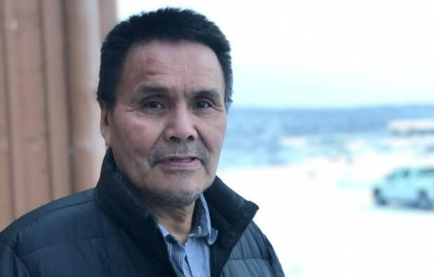 Chief Wilbert Kochon said life is returning to normal in Colville Lake, N.W.T., after about half the population of the community of 155 had COVID-19. (John Last/CBC - image credit)