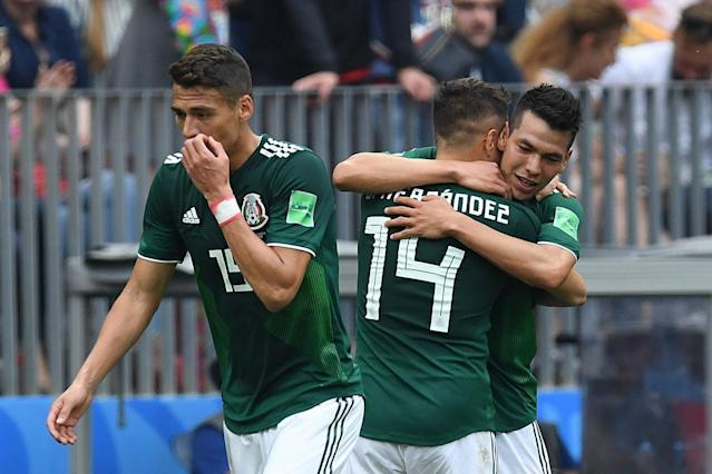 Mexico fans' World Cup goal celebrations 'set off earthquake alerts' in Mexico City