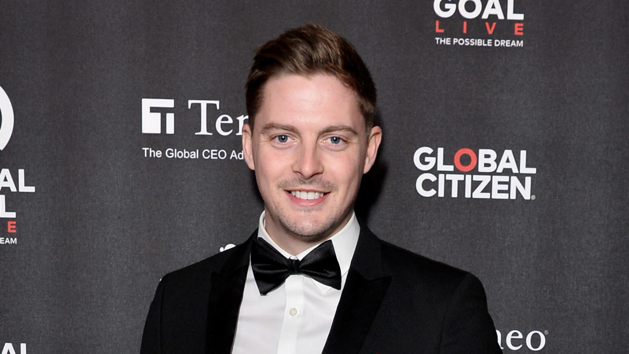 Dr Alex George is now a mental health ambassador within the UK government. (Jeff Spicer/Getty Images for Global Citizen)