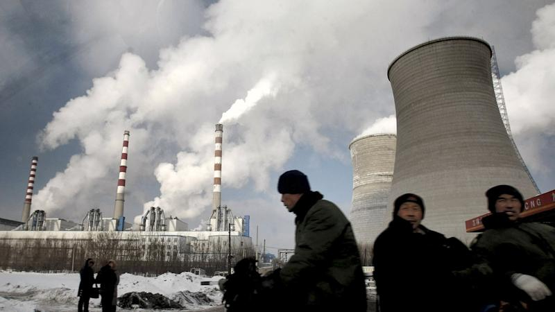 Will China's carbon trading scheme work without an emissions cap?