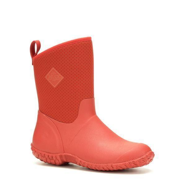 """<p><strong>19 Reviews</strong></p><p>muckbootcompany.com</p><p><strong>$115.00</strong></p><p><a href=""""https://go.redirectingat.com?id=74968X1596630&url=https%3A%2F%2Fwww.muckbootcompany.com%2Fproducts%2Fwomens-muckster-2-short-boots-orange-roses-print&sref=https%3A%2F%2Fwww.thepioneerwoman.com%2Ffashion-style%2Fg34010656%2Fbest-muck-boots-for-women%2F"""" rel=""""nofollow noopener"""" target=""""_blank"""" data-ylk=""""slk:Shop Now"""" class=""""link rapid-noclick-resp"""">Shop Now</a></p><p>An eye-catching color is just the tip of the iceberg when it comes to reasons why you'll love these boots. The lower height is also helpful when it comes to quickly switching between work and errands. And get this: You can even roll down the shaft to make a regular height shoe! <br></p>"""