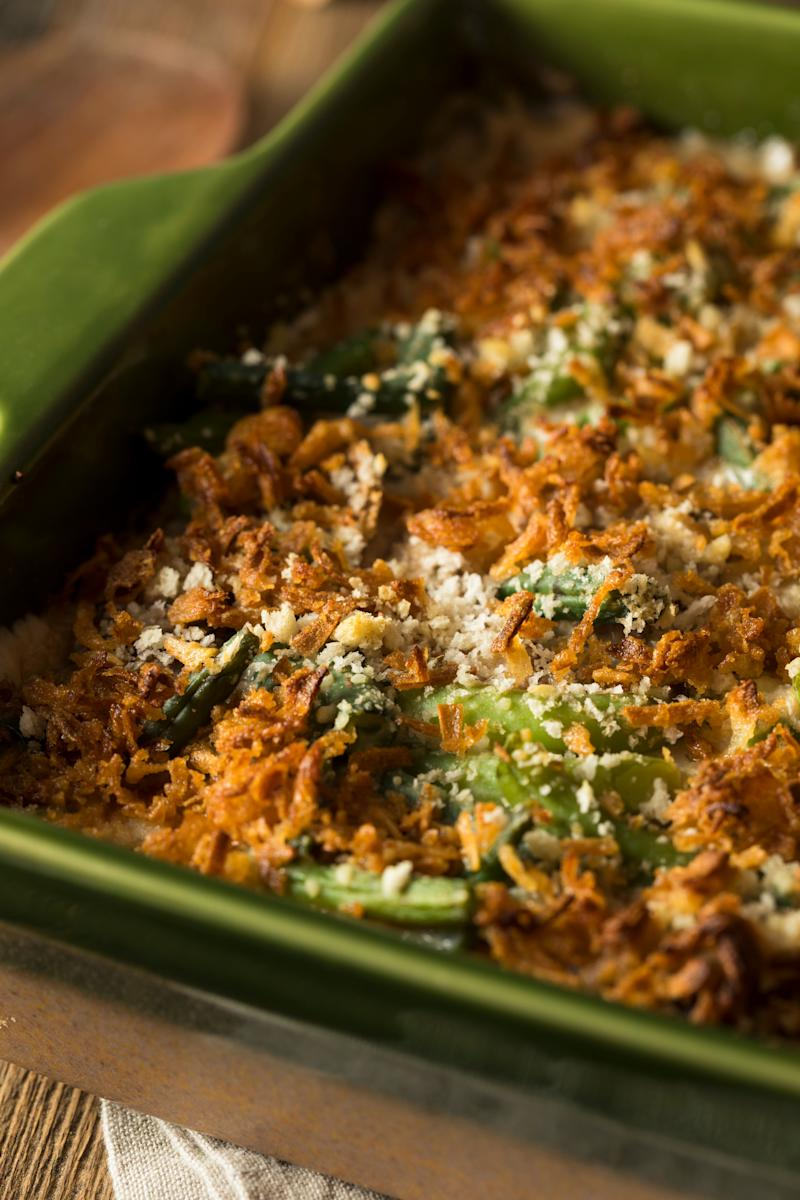 Don't feel pressured to make a dish just because it's part of a family tradition.