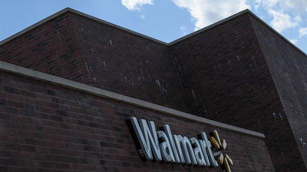 PHOTO: (FILES) In this file photo a Walmart store is seen in Washington, DC, on August 18, 2020. (Nicholas Kamm/AFP via Getty Images)