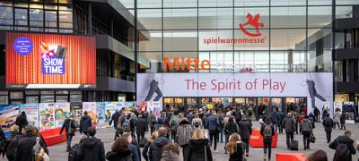 The 71st Spielwarenmesse achieves new highs for internationality and quality, asserting its position as the world's top event for the toy industry. (PRNewsfoto/Spielwarenmesse eG)