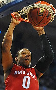 Jared Sullinger is averaging 18.7 points and 10.7 rebounds for Ohio State