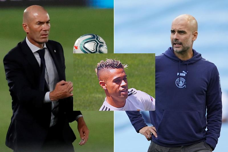 Manchester City vs Real Madrid Champions League Game Won't be Impacted by Mariano Diaz Covid Case, Says UEFA