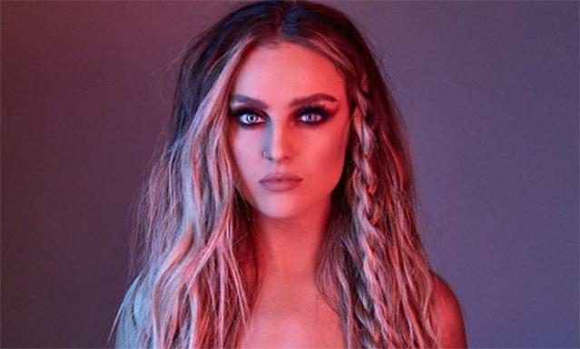 Perrie Edwards revealed her stomach's scar in an Instagram post and fans love it.