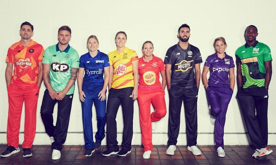 The Hundred will use the term 'batters' as a gender-neutral term during the competition.