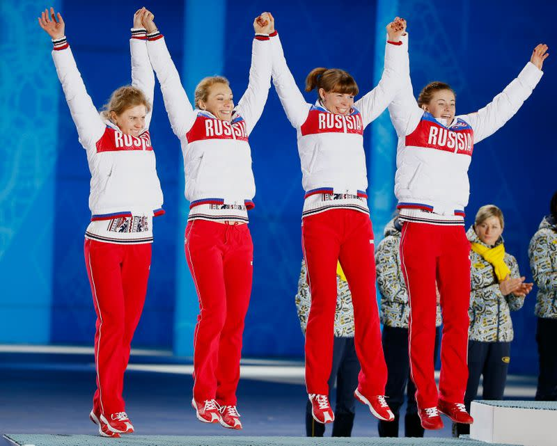 Doping: CAS overturn life bans handed to three Russian biathletes