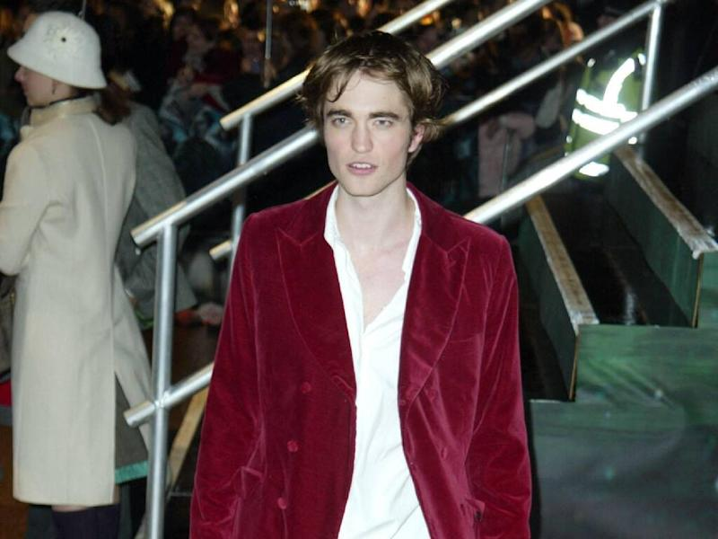 Robert Pattinson regrets Harry Potter and the Goblet of Fire premiere outfit