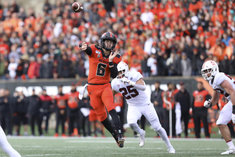 Oregon St-UCLA could draw record-low crowd to Rose Bowl