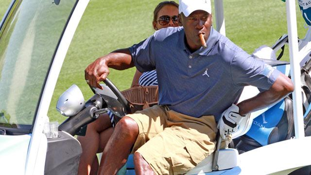 Michael Jordan Banned From Country Club for Cargo Shorts