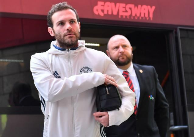 Juan Mata, Manchester United, injury, surgery, Jose Mourinho