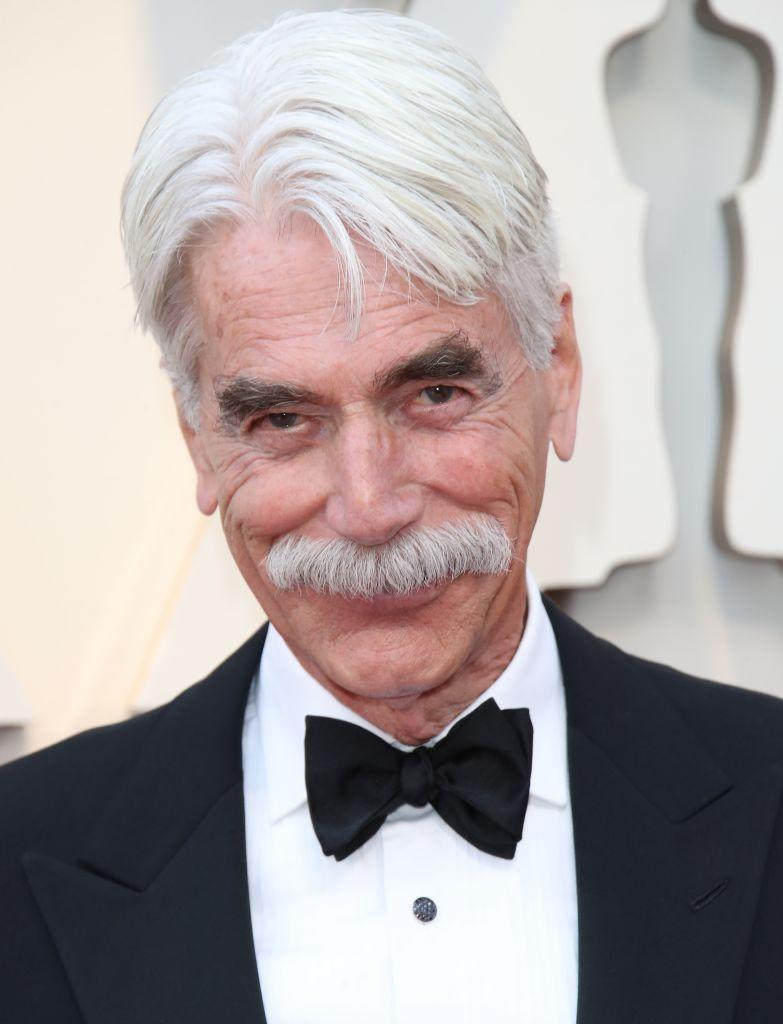 <p><strong>Sam Elliott</strong></p><p>Think of the Walrus as a longer version of the Comb. It's a style favored by Wild West outlaws (or guys that play them in movies) because it requires a little less consistent maintenance than the other styles on this list. Let your hair grow long enough to completely cover your upper lip and don't be quite so obsessive about keeping the edges in line with your mouth. The secret to the Walrus is for it to look intentional, but not like you care all that much.</p>