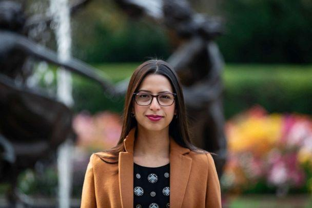 PHOTO: Cindy Zuniga paid off thousands of dollars in law school debt, now she helps others take control of their cash with her financial coaching program, 'Zero-Based Budget.' (Nick Velazquez/QuicknSteadyStudios LLC)