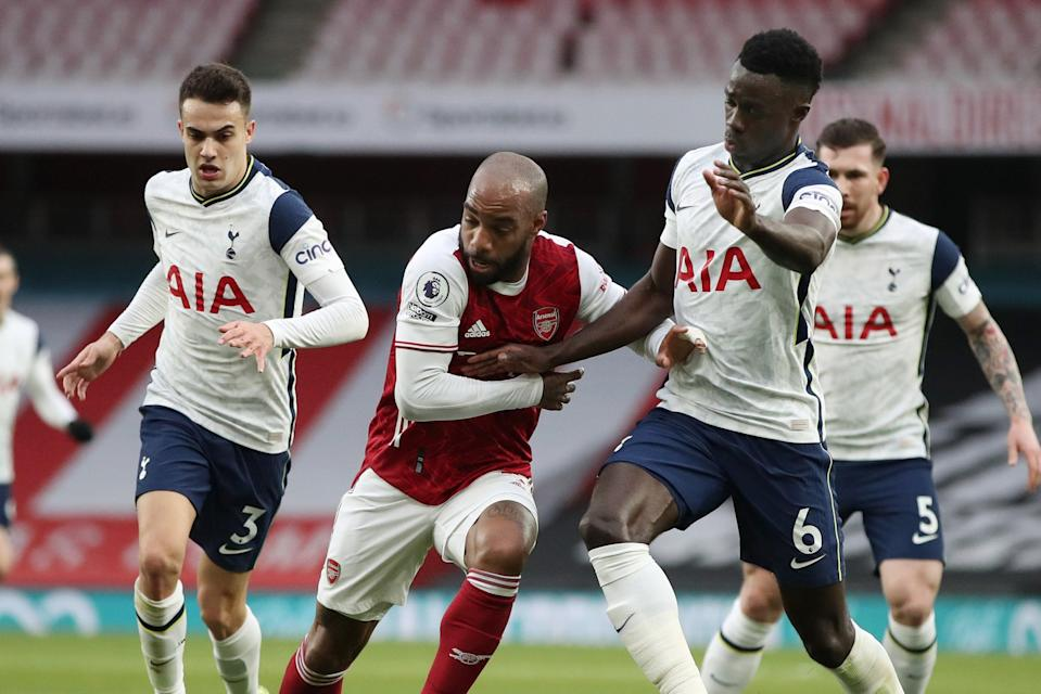 <p>Arsenal or Tottenham could still end up in the maiden Europa Conference League next season</p> (Getty Images)