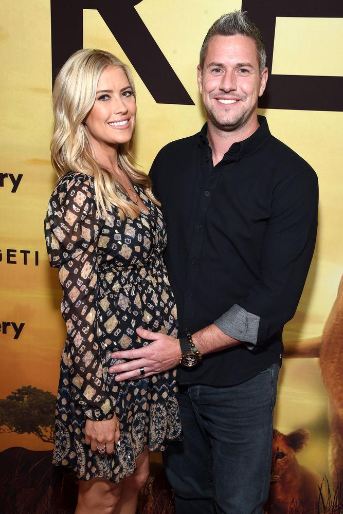Christina Anstead and Ant Anstead | Michael Kovac/Getty Images for Discovery Channel
