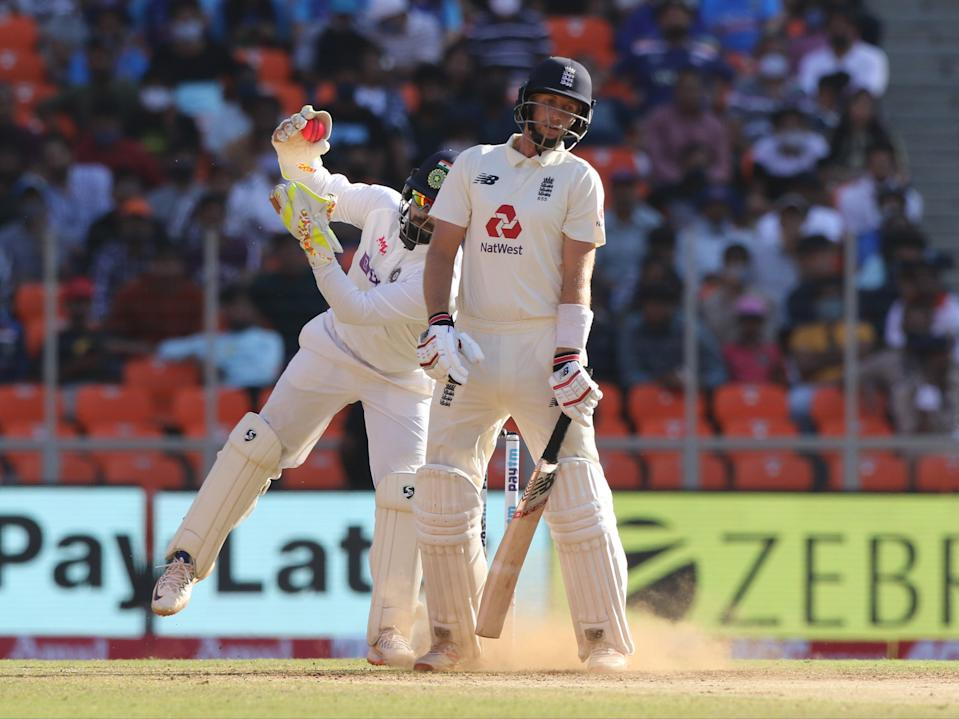 <p>England have struggled against spin in India</p> (Sportzpics for BCCI)