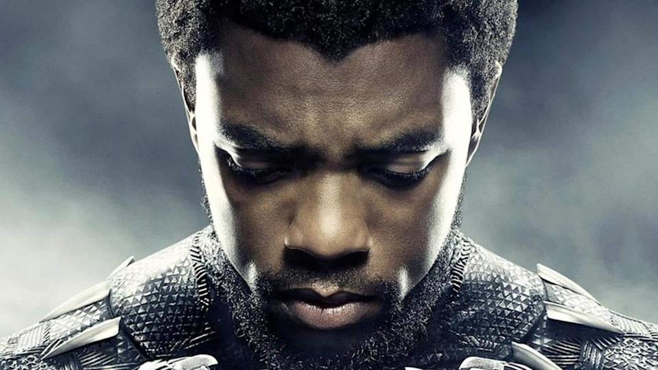 No CGI to replace Boseman